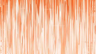 Abstract Orange and White Vertical Lines and Stripes Background Vector Image