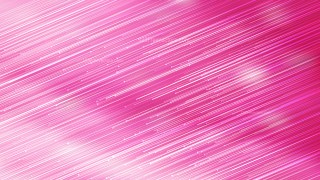 Abstract Shiny Pink Diagonal Lines Background Illustration