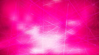 Abstract Dynamic Irregular Lines Pink Background