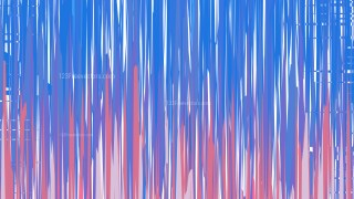 Pink and Blue Vertical Lines and Stripes Background Vector Illustration