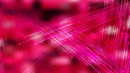 Shiny Pink and Red Crossing Lines Background