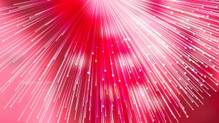 Abstract Shiny Pink and White Burst Lines Background Illustration