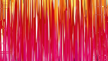 Pink and Yellow Vertical Lines and Stripes Background Illustration