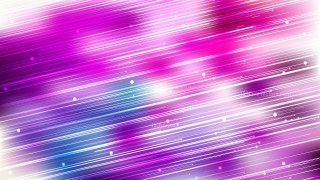 Shiny Pink Blue and White Diagonal Lines Abstract Background
