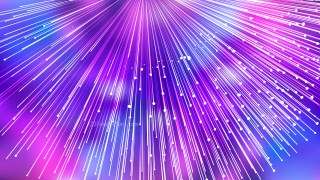 Abstract Shiny Pink Blue and White Bursting Lines Background Design