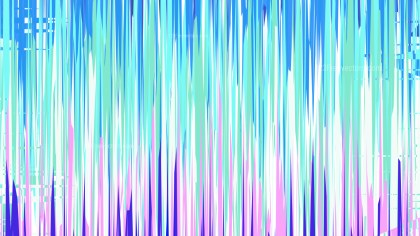 Pink Blue and White Vertical Lines and Stripes Background