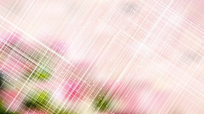Abstract Pink Green and White Intersecting Lines Background