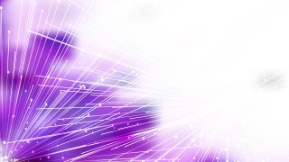 Abstract Dynamic Irregular Lines Purple and White Background