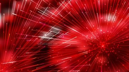 Abstract Geometric Random Irregular Lines Red and Black Background Illustrator