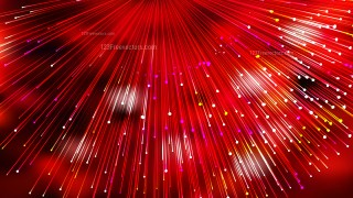 Abstract Red and Black Bursting Lines Background