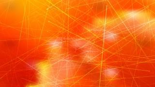Abstract Geometric Random Irregular Lines Red and Orange Background Design