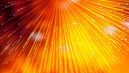 Abstract Red and Orange Radial Lines Background