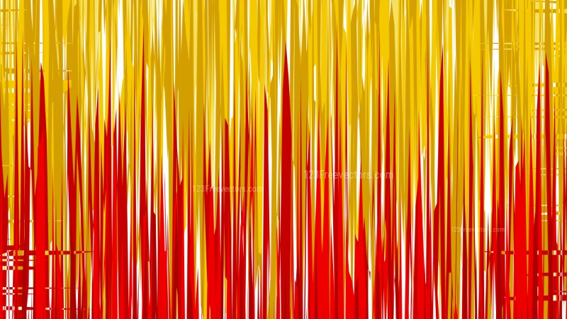 Abstract Red and Orange Vertical Lines and Stripes Background Vector Image