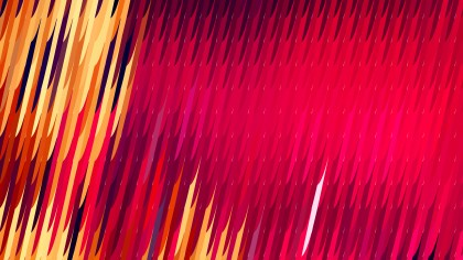 Abstract Red and Orange Diagonal Lines and Stripes Background