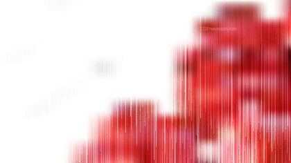 Abstract Red and White Vertical Lines Background