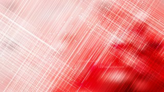 Red and White Intersecting Shiny Lines Background