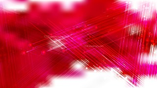 Shiny Red and White Crossing Lines Background