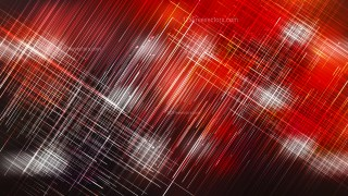 Abstract Red Black and White Intersecting Lines Background