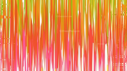Abstract Red Green and White Vertical Lines and Stripes Background Vector Illustration