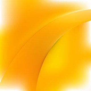 Amber Color Background Vector Image