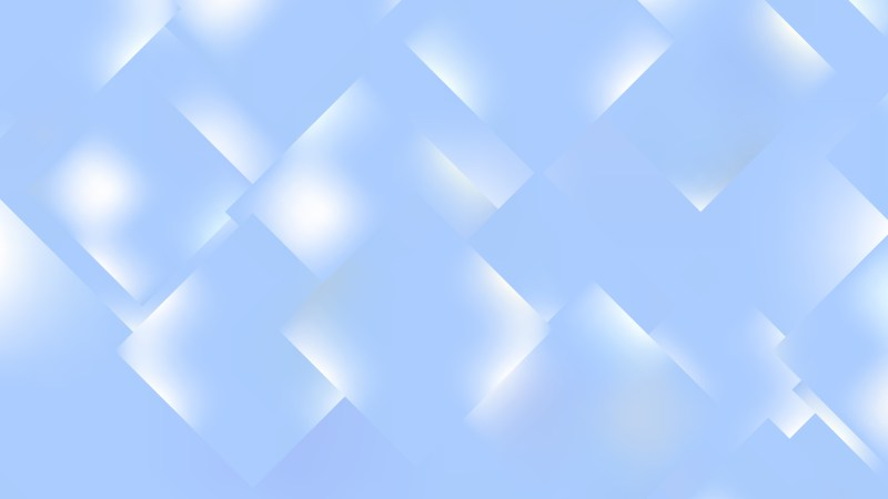 Abstract Baby Blue Background
