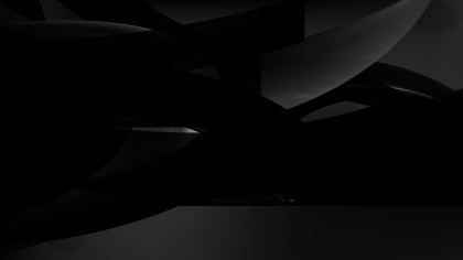 Abstract Black Graphic Background
