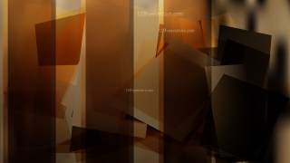Abstract Black and Brown Background