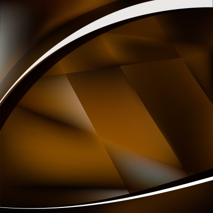 Abstract Black and Brown Background Design