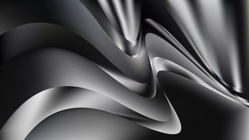 Abstract Black and Grey Background Design