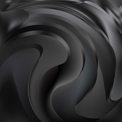 Abstract Black and Grey Background Vector Illustration