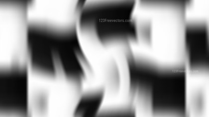 Abstract Black and White Graphic Background