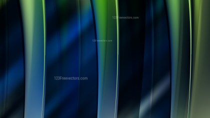 Black Blue and Green Background