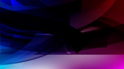 Abstract Black Blue and Purple Graphic Background