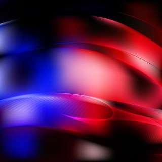 Black Red and Blue Background Vector Image