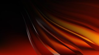Abstract Black Red and Orange Background