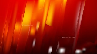 Abstract Black Red and Orange Background Design