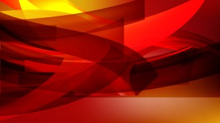 Abstract Black Red and Yellow Background