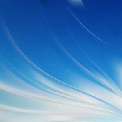 Abstract Blue Graphic Background