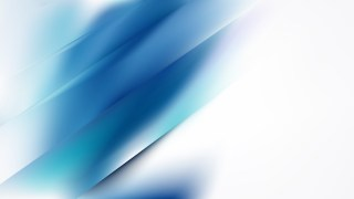 Abstract Blue and White Graphic Background