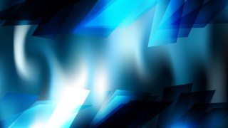Abstract Blue Black and White Background Design
