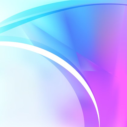 Abstract Blue Purple and White Background Design