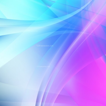 Abstract Blue Purple and White Background