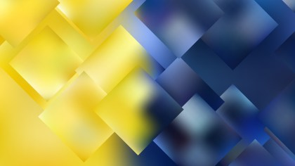 Blue Yellow and Black Background Graphic
