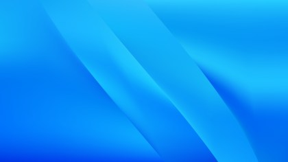 Bright Blue Background Graphic