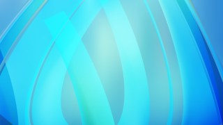 Abstract Bright Blue Graphic Background