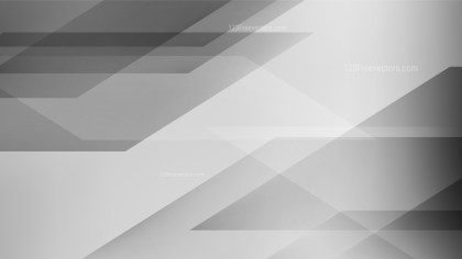 Abstract Bright Grey Graphic Background