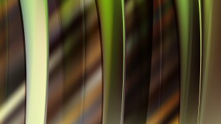 Abstract Brown and Green Background Design