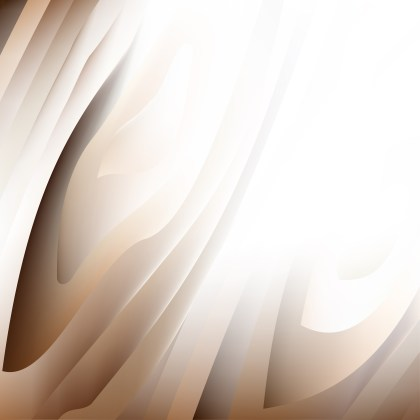 Brown and White Background