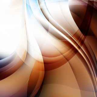 Abstract Brown and White Background