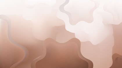 Brown and White Background Graphic